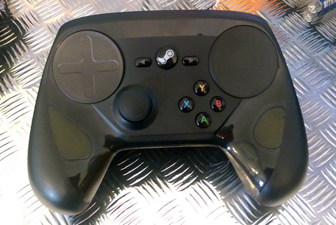 Getting a Steam Controller to work with GameMaker - Stuff
