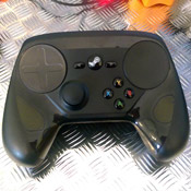 Getting a Steam Controller to work in GameMaker